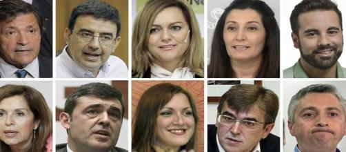 la vanguardia, la gestora del PSOE