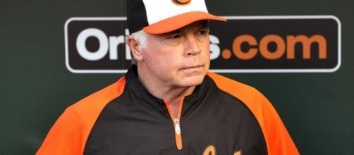 Orioles manager Buck Showalter hopes he gets to pick the flavor of ... - usatoday.com