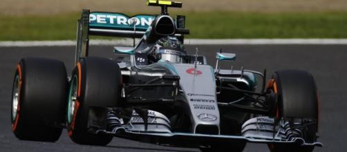 Rosberg torna in pole davanti a Hamilton, Vettel quarto - GP ... - eurosport.com