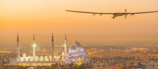 Solar Impluse 2 arriving in Abu Dhabi, UAE ABB ...- abb.com