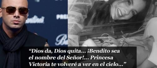 Universal Prensa - Muere la hija recién nacida del cantante Wisin