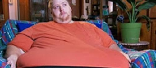 "YouTube still Happy_World channel ""James 600lb Life :Shocking ultimatum to My 600lb Life ...Will bring tears to your eyes.."