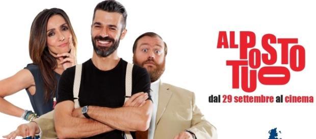 Al Posto Tuo, con Ambra Angiolini, Luca Argentero e Stefano Fresi