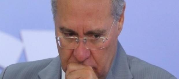Anúncio da delação de Felipe Parente assusta o presidente do Senado Federal, Renan Calheiros.