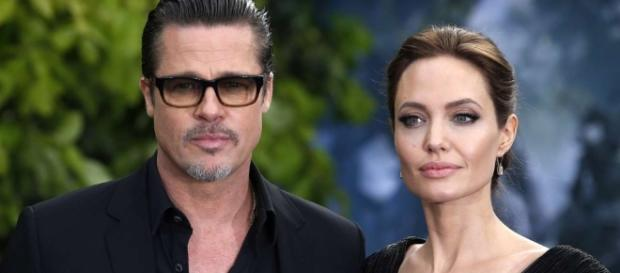 Brangelina divorce: Brad Pitt and Angelina Jolie reach temporary ... - scmp.com