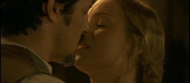 Il Segreto anticipazioni: Alfonso tradisce Emilia con Hortensia