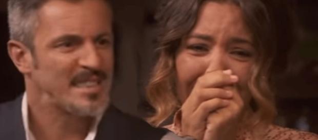 Il Segreto, anticipazioni: Emilia scopre il tradimento di Alfonso