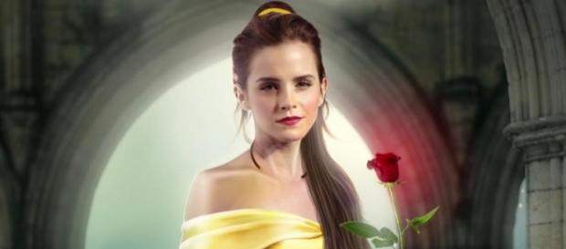 La Belle et La Bête : Le costume de Belle (Emma Watson) dévoilé ... - melty.fr