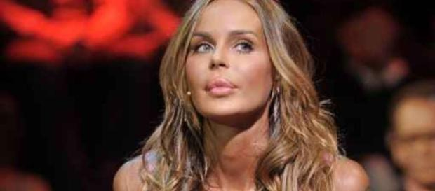 La bellissima modella croata Nina Moric