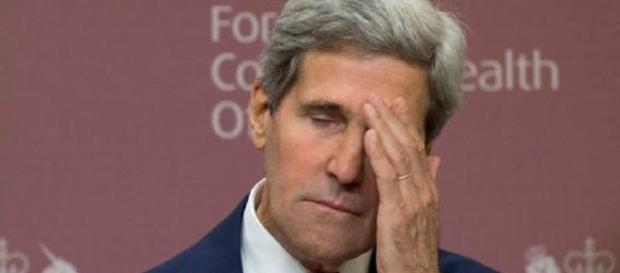 La 'frustrazione' di John Kerry: Stati Uniti vicini ad una grave sconfitta politica in Siria