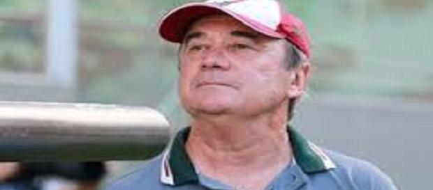 Levir parabeniza subida de produção do Fluminense, mas pede mais ambição (Foto: Arquivo)