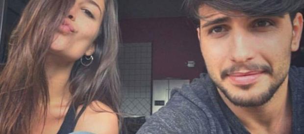 Ludovica e Fabio di Uomini e Donne: litigio e arrivo dei Carabinieri