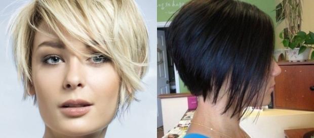Taglio capelli corto pratico