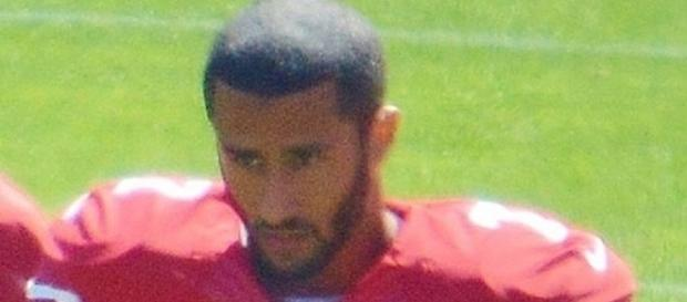Mr. Kaepernick's motivations however personal have brought forth an age-old discussion (wikimedia.org--with permission)