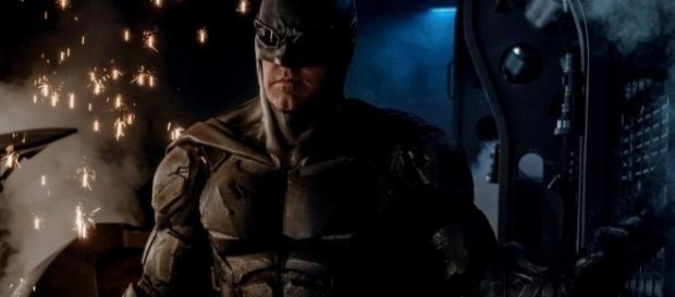 Nuevo traje táctico de Batman para Justice League
