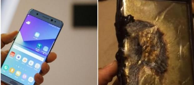 Samsung recalls Galaxy Note 7 after battery fault causes some explosions