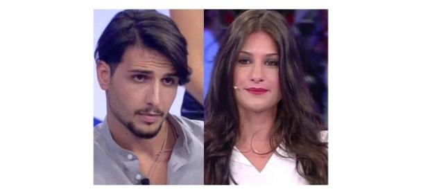 Uomini e donne: lite furiosa per strada tra Fabio Ferrara e Ludovica Valli?