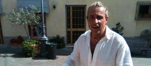 Uomini e Donne: Marco Firpo impegnato in un'iniziativa benefica per Amatrice
