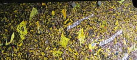 Ingolstadt vs Borussia Dortmund [image: pixabay.com]