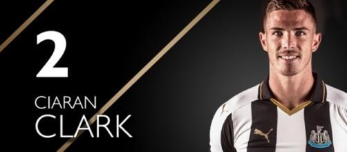 Ciaran Clark, difensore del Newcastle