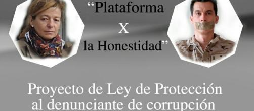 La Plataforma X la Honestidad y los denunciantes de corrupción, en ... - dignidadyresponsabilidad.com