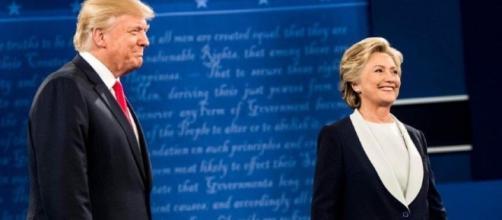 Las Vegas: finisce in parità il terzo dibattito tra Clinton e Trump