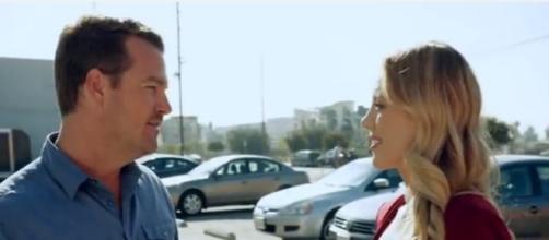 NCIS Los Angeles episode 5,season 8 screenshot taken by Andre Braddox