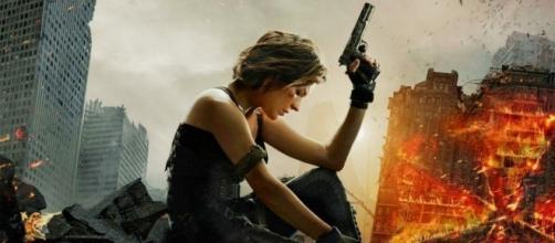 Nuevo tráiler de Resident Evil: The Final Chapter