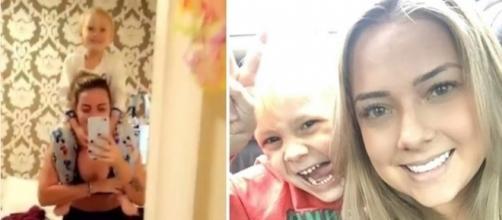 O vídeo de Carol Dantas e o seu filho que tem com Neymar é hilário e levou os fãs a loucura!