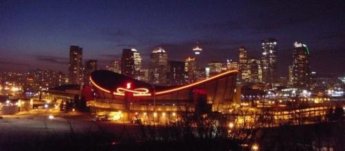 Scotiabank Saddledome in Calgary (JMacPherson - Flickr.com)