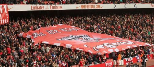 Arsenal. Picture by Ronnie Macdonald from Chelmsford, United Kingdom, Creative Commons.