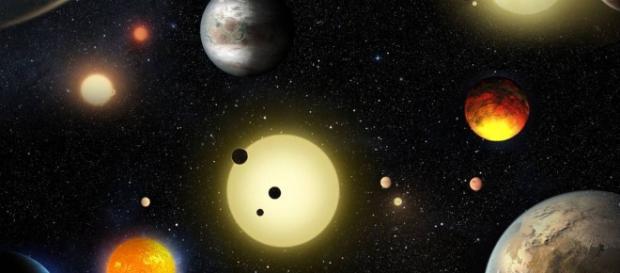 234 exoplanetas con posibilidad de vida inteligente