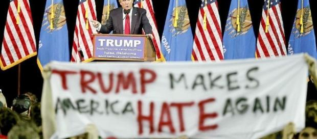 Area high schoolers among protesters booted from Trump rally ... - tulsaworld.com