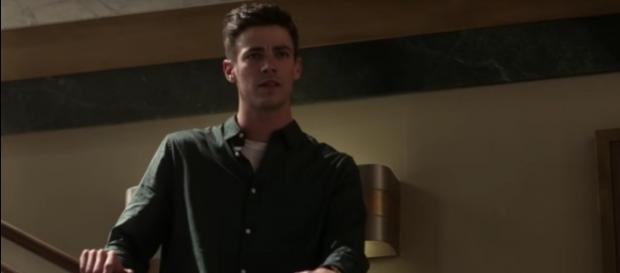 "Barry Allen (Grant Gustin) in ""The Flash""/Photo via screencap, ""The Flash"""