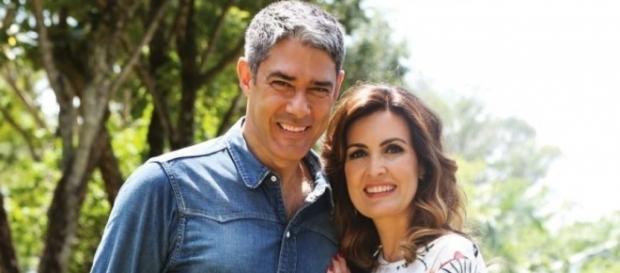 Bonner e Fátima Bernardes anunciaram o seu divórcio no mês de agosto
