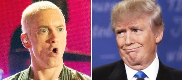 Eminem Drops a Diss Track About Donald Trump Just in Time for ... - xanianews.com