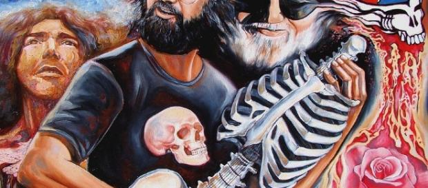 Grateful Dead Art Works Part-1 (34 Art Works)   NSF - needsomefun.net Used for permission by the editor