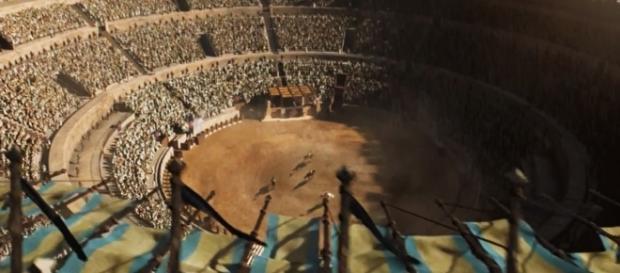 La plaza de toros de Osuna uno de los mejores momentos de Juego de Tronos
