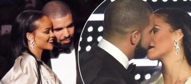 O romance de RiRi e Drake durou pouco