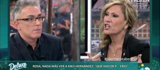 Sálvame Deluxe': Rosa Benito regresa a Telecinco - lavanguardia.com