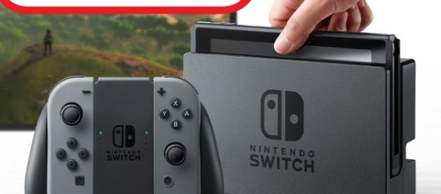 Switch es revelada, la nueva consola de Nintendo