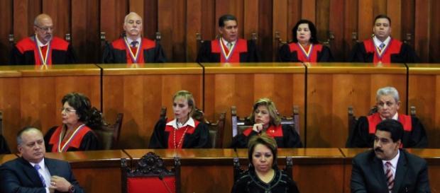TSJ: La Asamblea Nacional no puede revisar ni anular designación ... - com.ve