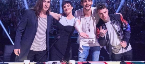 X Factor 2016 cantanti finalisti ammessi