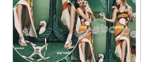 Kendall Jenner and Gigi Hadid pose for W Magazine.http://www.mirror.co.uk/3am/celebrity-news/kendall-jenner-gigi-hadid-no-9093889