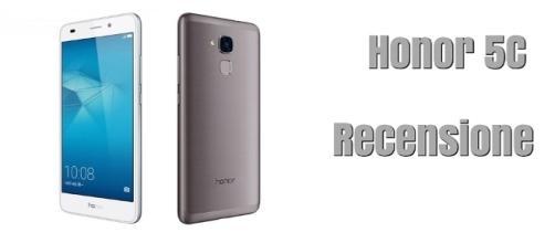 Honor 5C recensione smartphone mediogamma sotto i 200 euro