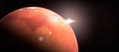 Marte, Photo credit: Pixabay.com