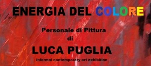 Mostra d'arte personale di Luca Puglia a Milano