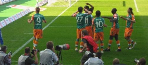 RB Leipzig vs Werder Bremen [image: upload.wikimedia.org]