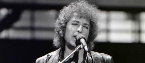 Source: Wikimedia user Chris Hakkens. Bob Dylan Nobel Prize for Literature winner