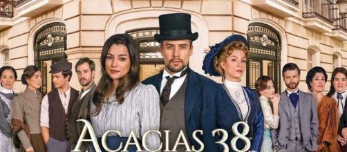 Una Vita, il cast (Foto)   Televisionando - televisionando.it